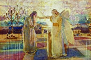 Angel Appears to Zacharias